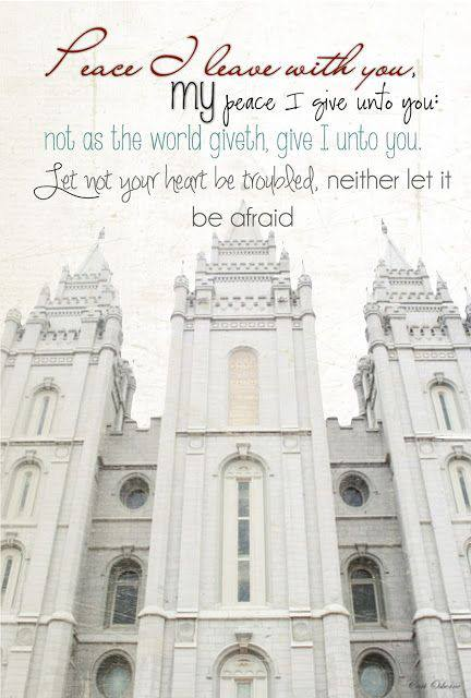 LDS Mormon Spiritual Inspirational thoughts and quotes (42)