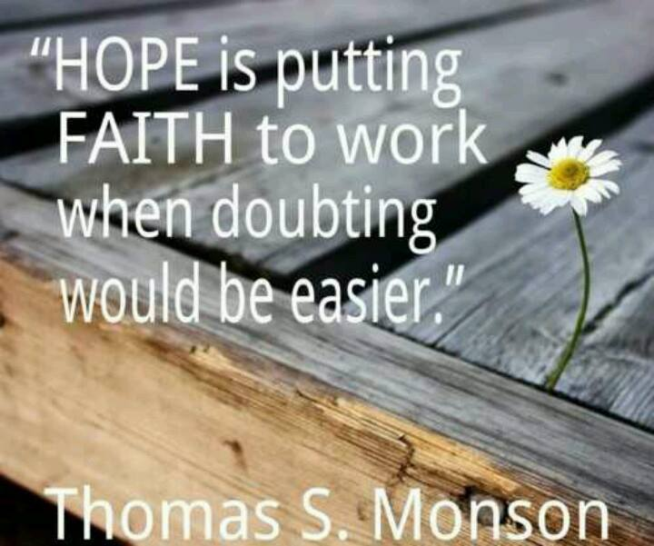lds quotes on faith quotesgram