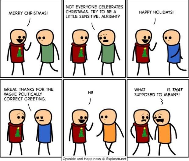merry christmas comics - Merry Christmas Funny