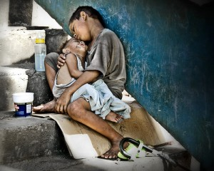 poor children; service to those in need