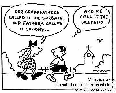 Some Ideas to Help Keep the Sabbath Day Holy