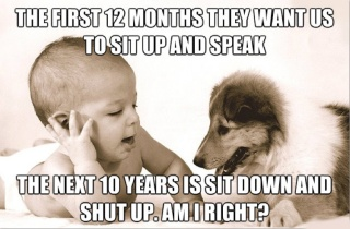 36 funniest and hilarious parenting memes (9)