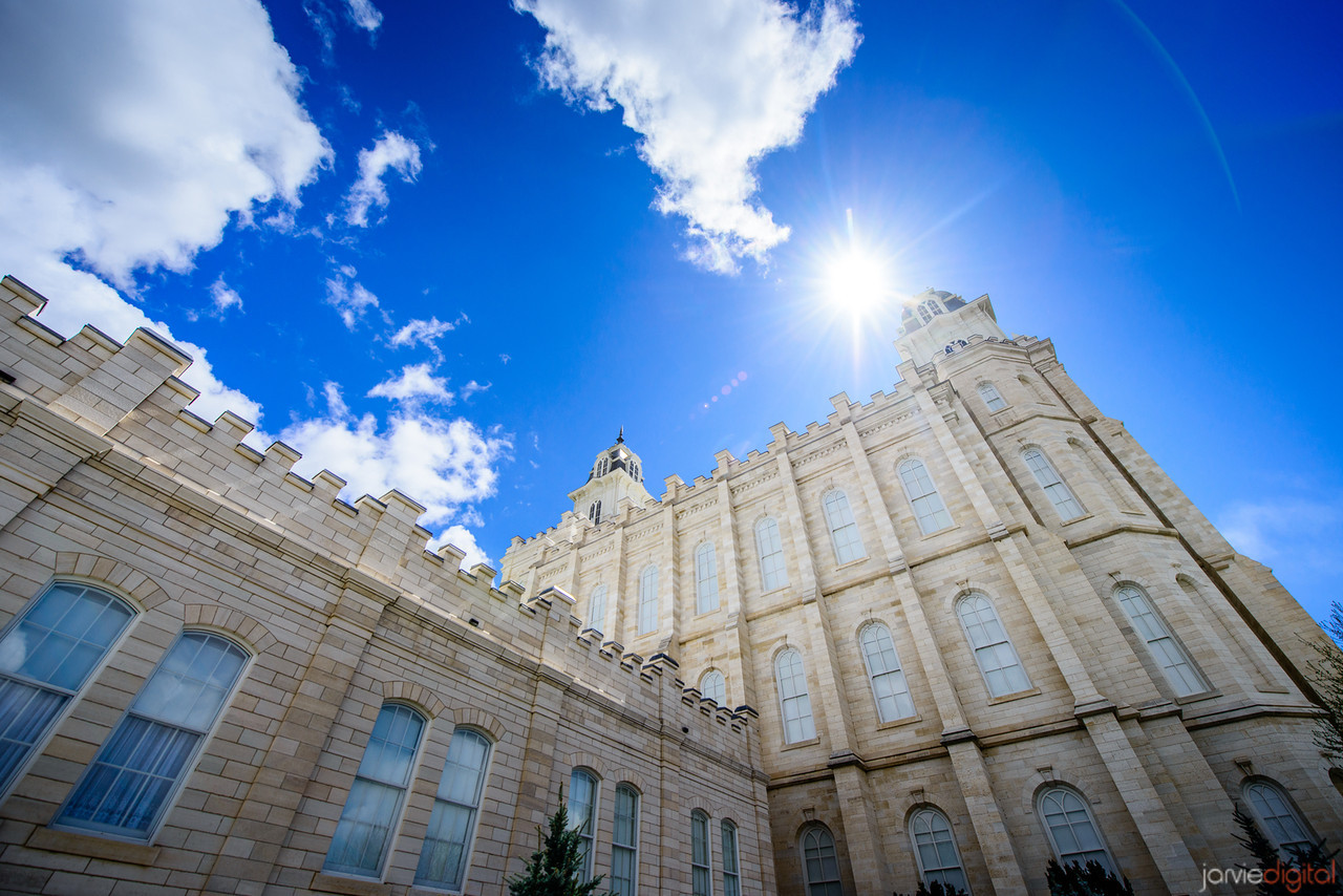 These Photos of LDS Temples are Amazing!  And so is the Faith in America Project by Scott Jarvie
