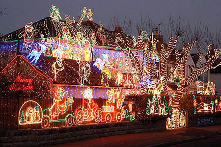 Awesome Christmas lights (23)