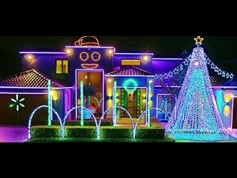 Nice Awesome Christmas Lights (31) Design Ideas