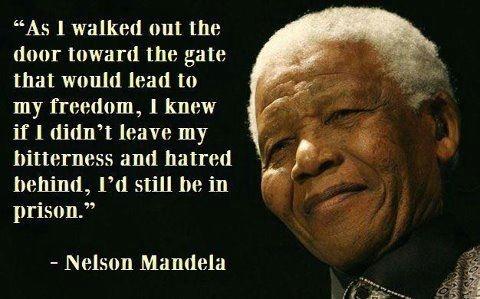 Some Of The Most Inspirational Quotes From Nelson Mandela Lds