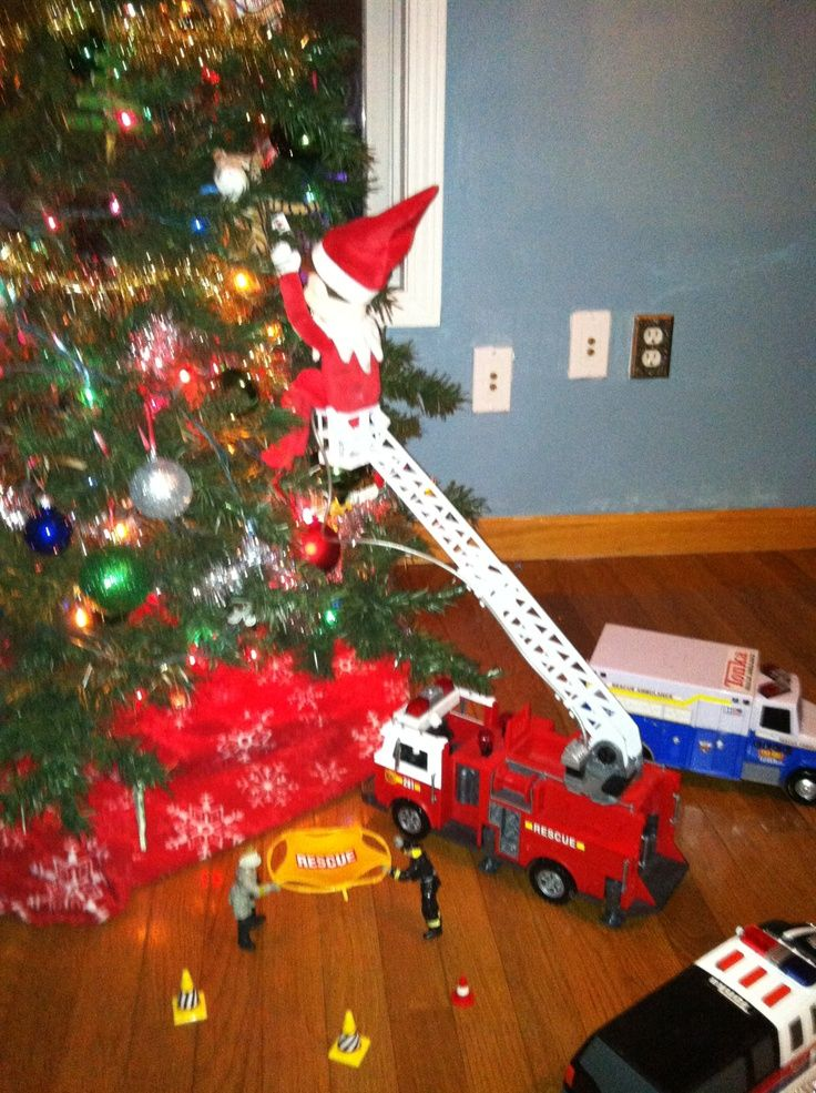 "31 of the Best ""Elf On The Shelf"" Ideas - LDS S.M.I.L.E."
