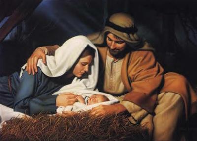 Mary, Christmas, lds, mormon