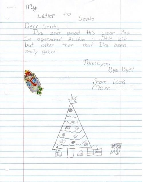 letters to Santa (1)