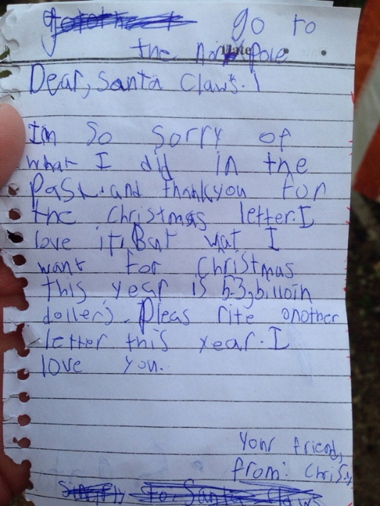 letters to Santa (11)