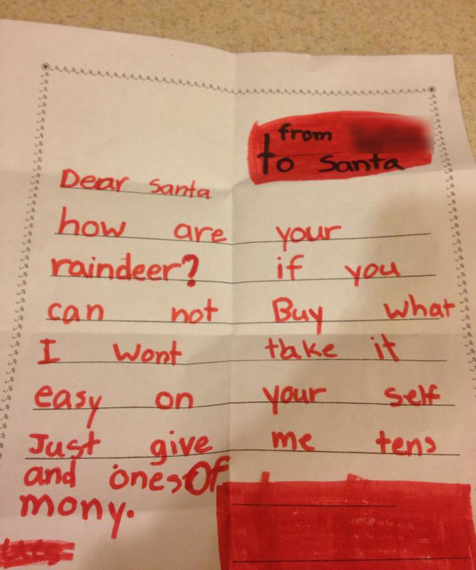 letters to Santa (13)