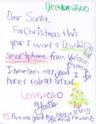 santa letter letter to santa christmas family children funny children - Funny Christmas Letters