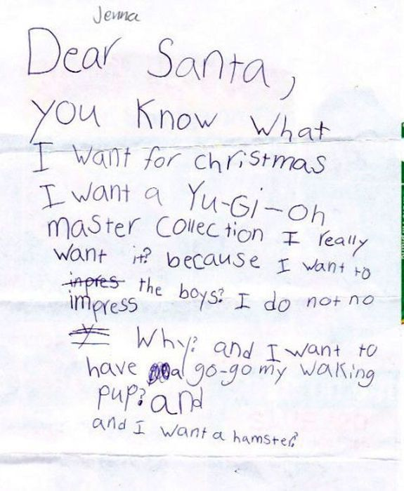letters to Santa (6)