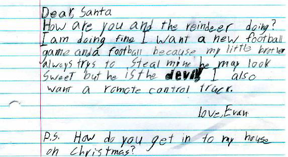 letters to Santa (8)