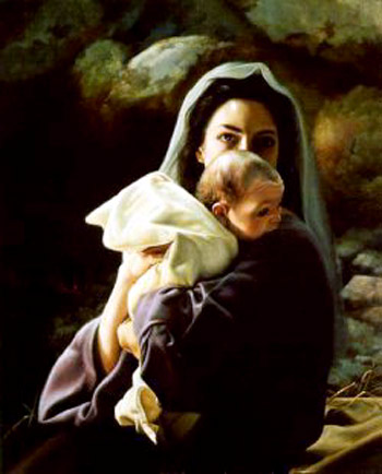 mary, jesus, Christmas, lds, mormon, family, Christmas story, wise men