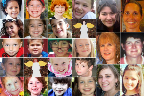 In Loving Memory – Sandy Hook