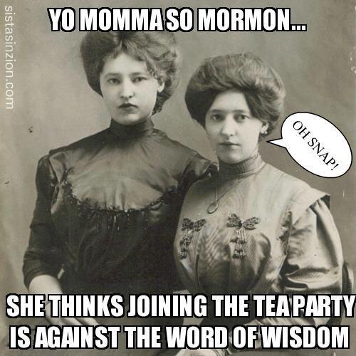 40 funny mormon memes (24)