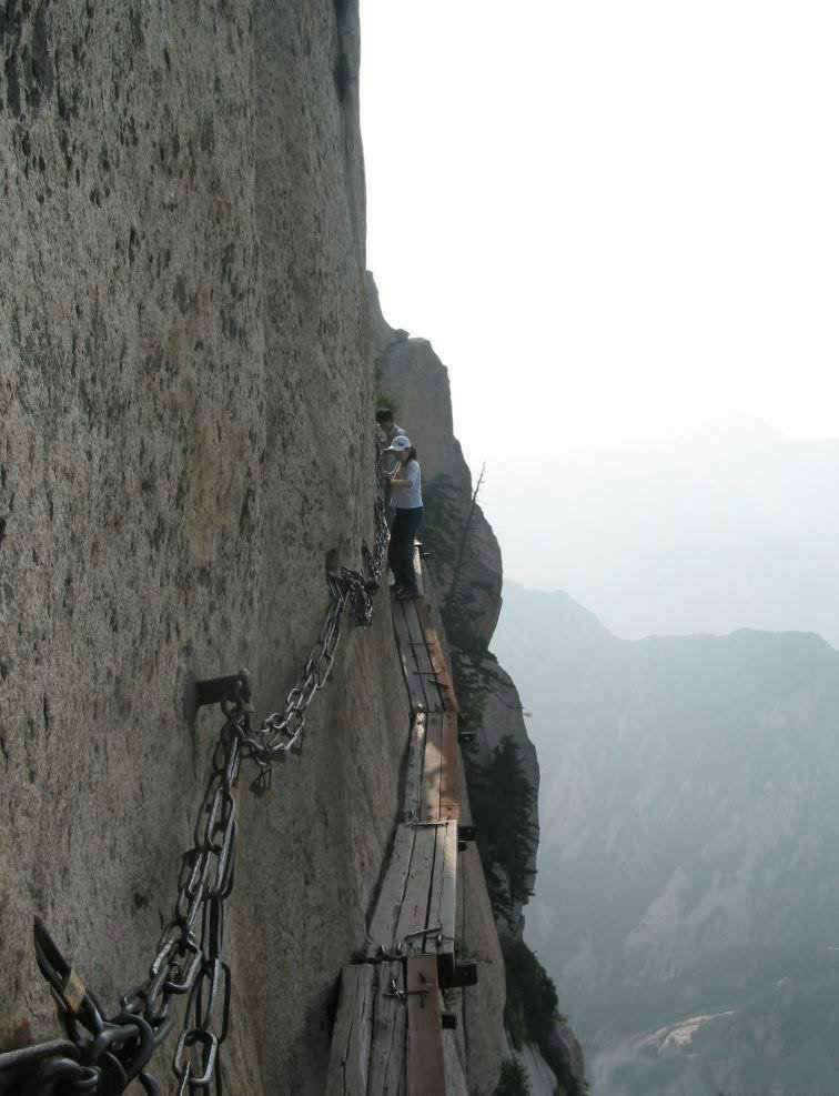 The Craziest Hike in the World