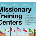 Look At All Those LDS Missionaries! (Infographic)