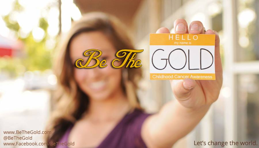 Be the Gold