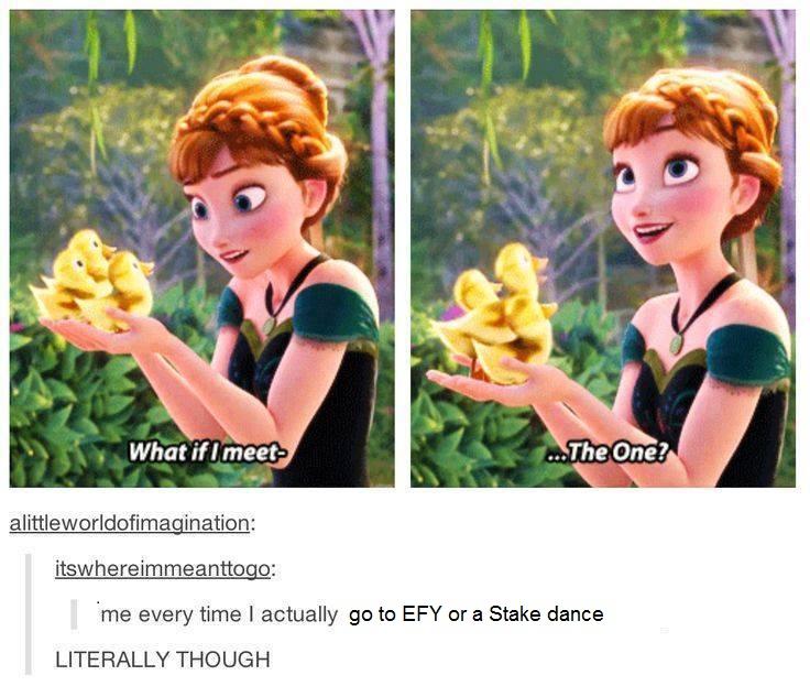 LDS Mormon Frozen Memes7