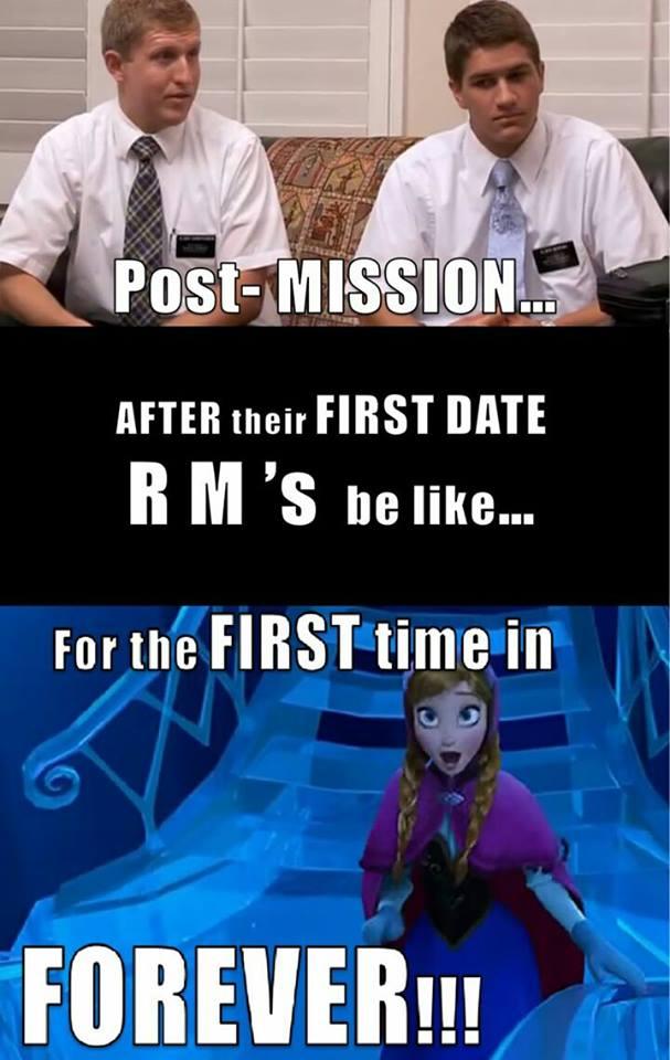 LDS Mormon Frozen Memes9
