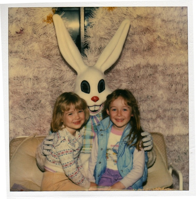 Scary Easter bunny pictures (1)