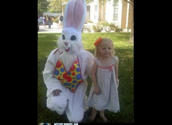 Scary Easter bunny pictures (10)