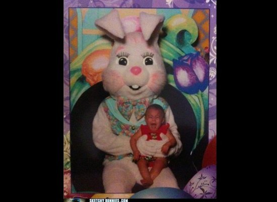 Scary Easter bunny pictures (12)
