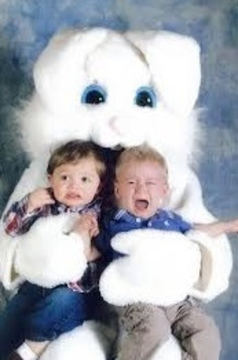 Scary Easter bunny pictures (18)
