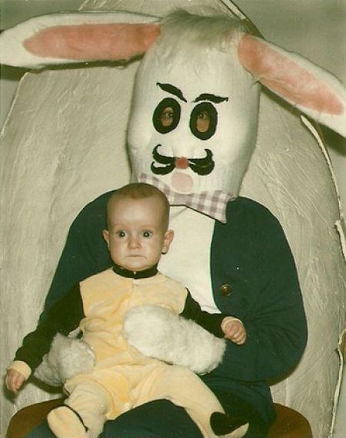Scary Easter bunny pictures (2)