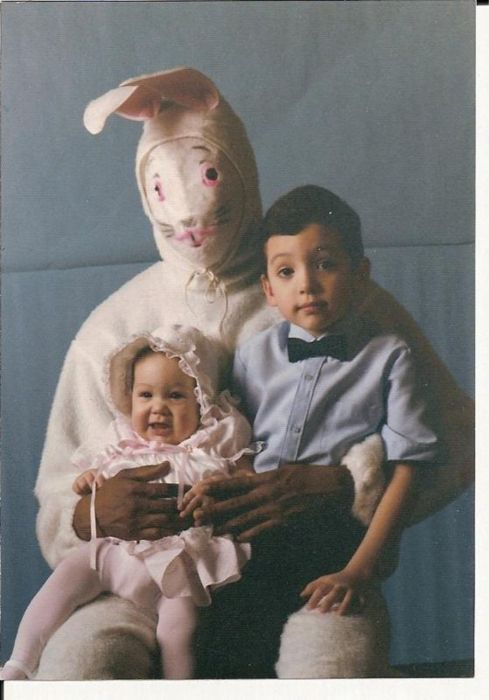 Easter Bunny Photo's T...