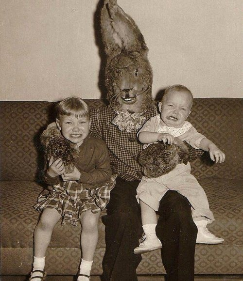 Scary Easter bunny pictures (5)