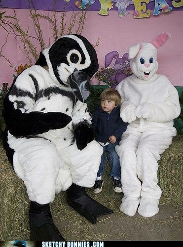 Scary Easter bunny pictures (9)