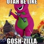 It's a Utah Thing