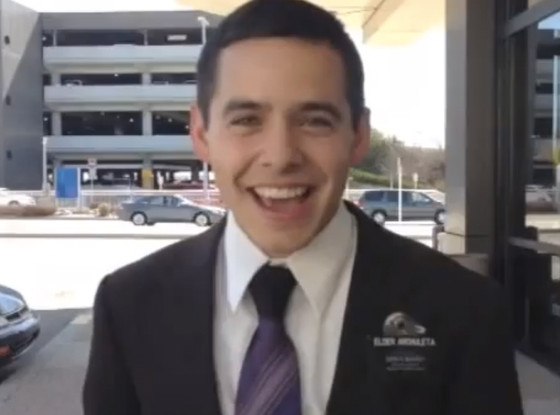 David Archuleta Fresh Off His Mission, Called to Be Bishop In His Ward
