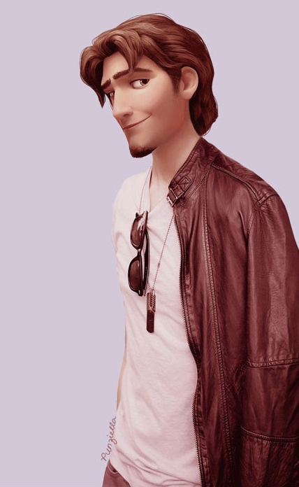 What Disney Characters Would Look Like Wearing Modern Clothing