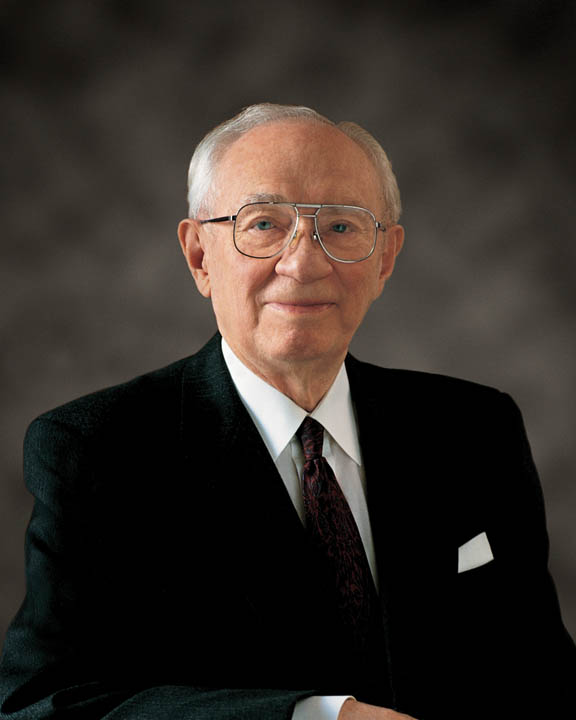 President Hinckley – The Man Who Made Romney Possible