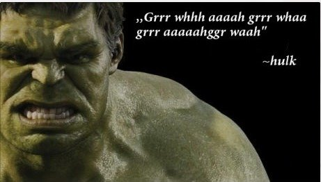 Hulk Quotes Endearing Hulk Quotes  Lds S.m.i.l.e.