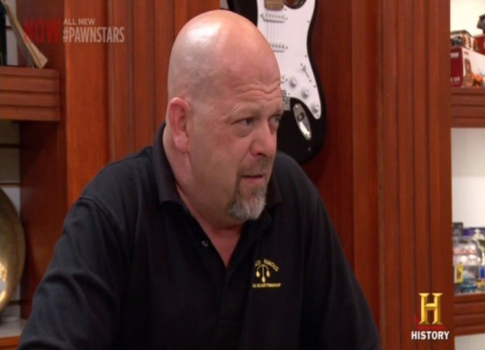 Book of Mormon is one of most expensive books in 'Pawn Stars' shop