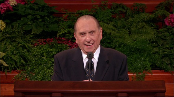 President Monson Ranked as one of the Top Influential Religious Leaders in America