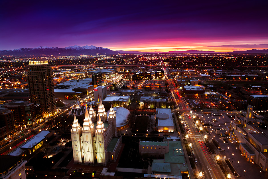 Utah's most populous counties show increase in LDS population