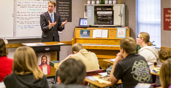 New change allows young moms, divorced members to teach Mormon seminary