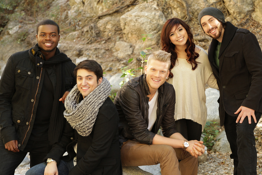 Pentatonix's Rendition of Silent Night is Simply Amazing!