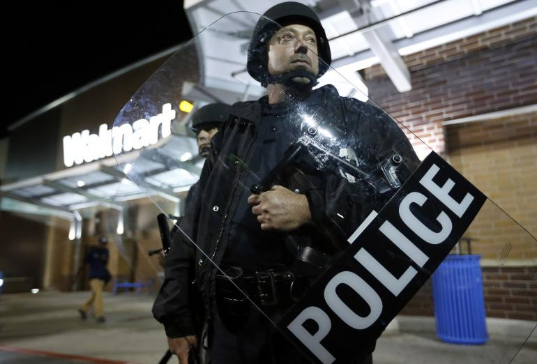 In Light of the Ferguson Verdict and Protest
