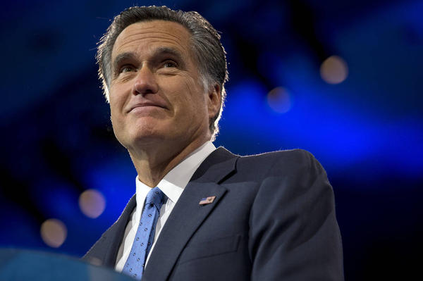 Mitt Romney tells supporters he will not run for president in 2016