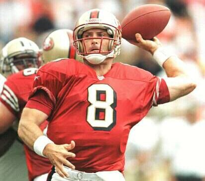 Steve Young turned down movie role because it would be rated R