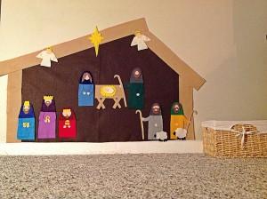 Nativity Scenes For Kids - LDS S.M.I.L.E.