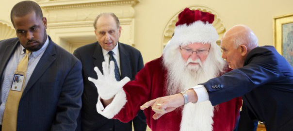 7 LDS Reasons That Santa is Real