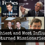 9 of the Most Influential Returned Missionaries Ever!